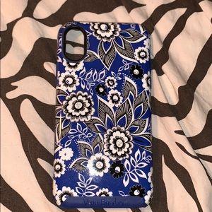 Vera Bradley hybrid IPhone X case
